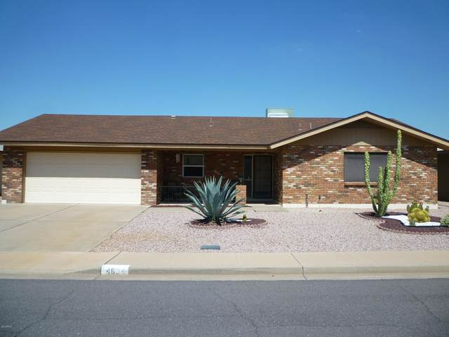 4634 E Enid Avenue, Mesa, AZ 85206 (MLS #6059086) :: Long Realty West Valley