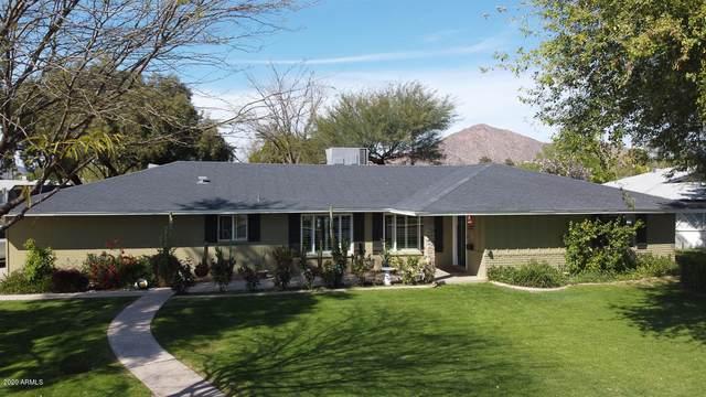4602 E Flower Street, Phoenix, AZ 85018 (MLS #6059097) :: The W Group