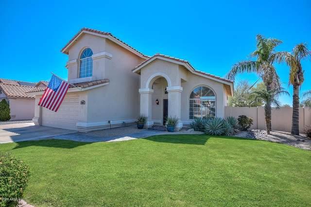 7467 W Via Montoya Drive, Glendale, AZ 85310 (MLS #6059099) :: Conway Real Estate