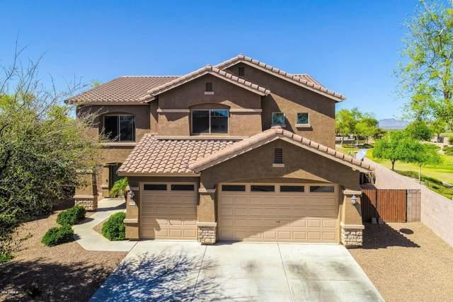 43967 W Scenic Drive, Maricopa, AZ 85139 (MLS #6059123) :: Long Realty West Valley
