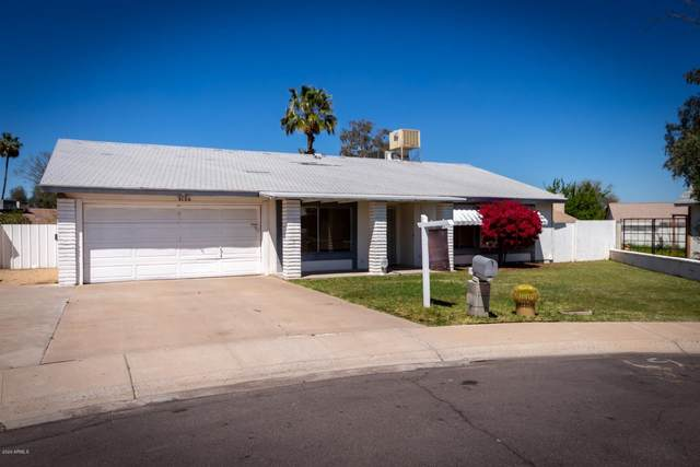 4106 E Vineyard Road, Phoenix, AZ 85040 (MLS #6059130) :: Brett Tanner Home Selling Team