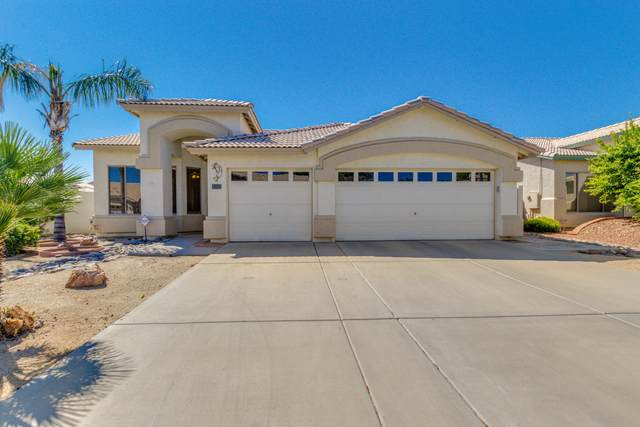 1125 W Pinon Avenue, Gilbert, AZ 85233 (MLS #6059135) :: Lucido Agency