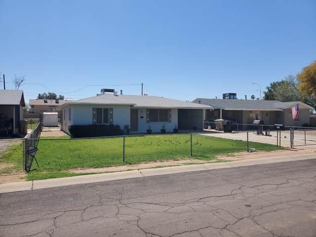 6141 W Frier Drive, Glendale, AZ 85301 (MLS #6059138) :: My Home Group