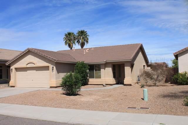 2122 W Jasper Butte Drive, Queen Creek, AZ 85142 (MLS #6059152) :: My Home Group