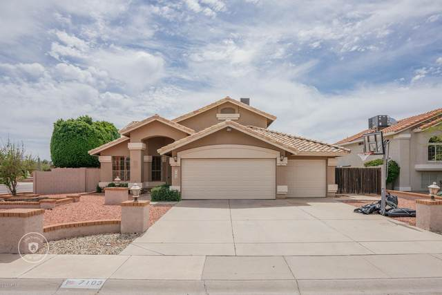 7103 W Windrose Drive, Peoria, AZ 85381 (MLS #6059169) :: My Home Group