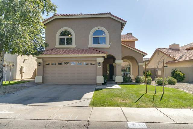 43 S Ocean Drive, Gilbert, AZ 85233 (MLS #6059179) :: Yost Realty Group at RE/MAX Casa Grande