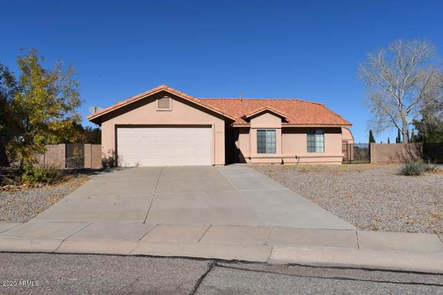 3939 Via De La Reina, Sierra Vista, AZ 85650 (MLS #6059221) :: Service First Realty