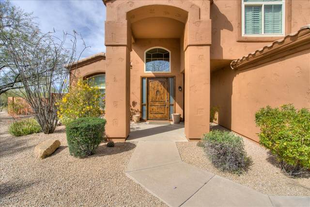 26590 N Wrangler Road, Scottsdale, AZ 85255 (MLS #6059274) :: NextView Home Professionals, Brokered by eXp Realty