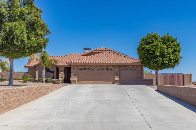 6303 N 127TH Avenue, Litchfield Park, AZ 85340 (MLS #6059279) :: Long Realty West Valley