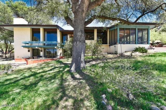 27 Little Hog Canyon Lane, Patagonia, AZ 85624 (MLS #6059295) :: Long Realty West Valley