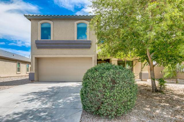 4997 S 235TH Drive, Buckeye, AZ 85326 (MLS #6059296) :: Long Realty West Valley