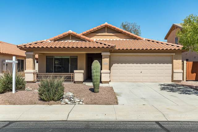 42334 W Chambers Drive, Maricopa, AZ 85138 (MLS #6059307) :: Long Realty West Valley