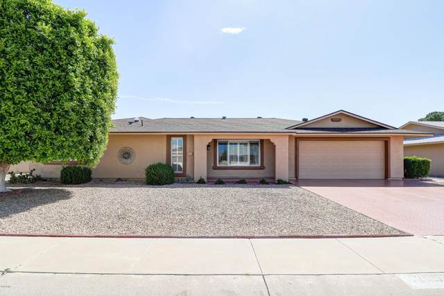 19607 N Concho Circle, Sun City, AZ 85373 (MLS #6059309) :: The Mahoney Group