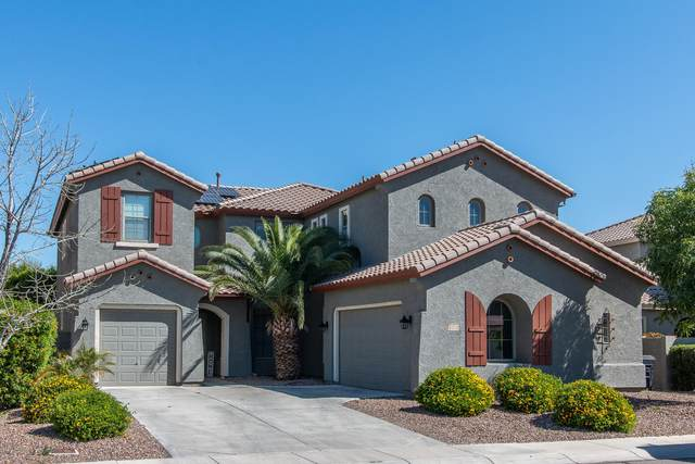 13250 W Mulberry Drive, Litchfield Park, AZ 85340 (MLS #6059310) :: Brett Tanner Home Selling Team