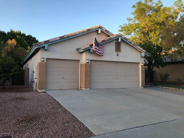5434 W Bluefield Avenue, Glendale, AZ 85308 (MLS #6059337) :: Conway Real Estate