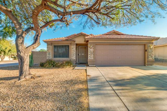 12555 W Fairmount Avenue, Avondale, AZ 85392 (MLS #6059351) :: Brett Tanner Home Selling Team