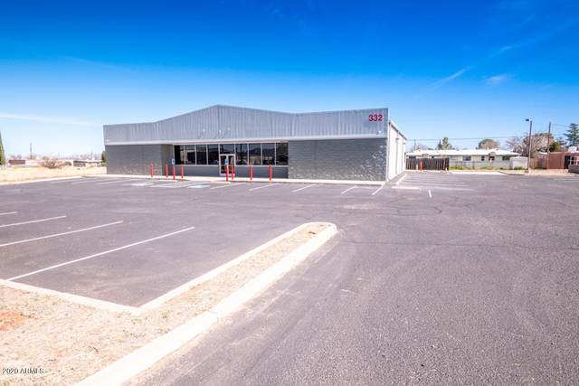 332 N Huachuca Boulevard, Huachuca City, AZ 85616 (MLS #6059361) :: Long Realty West Valley