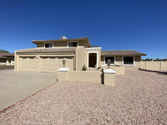 4050 W Paradise Lane, Phoenix, AZ 85053 (MLS #6059366) :: NextView Home Professionals, Brokered by eXp Realty