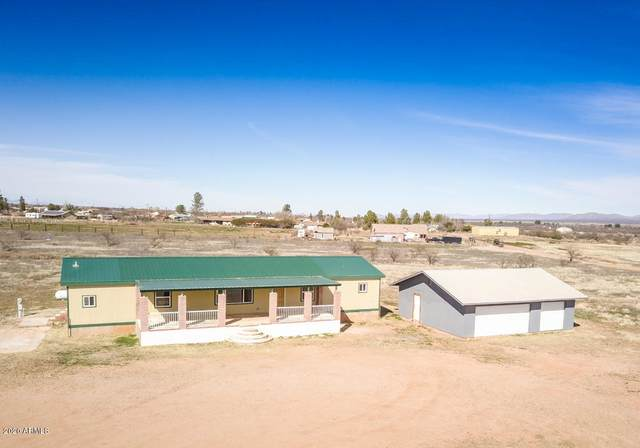 10537 E Chaco Lane, Hereford, AZ 85615 (MLS #6059371) :: The W Group