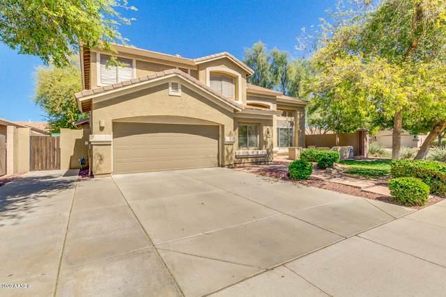 3556 E Bridgeport Parkway, Gilbert, AZ 85295 (MLS #6059376) :: Revelation Real Estate