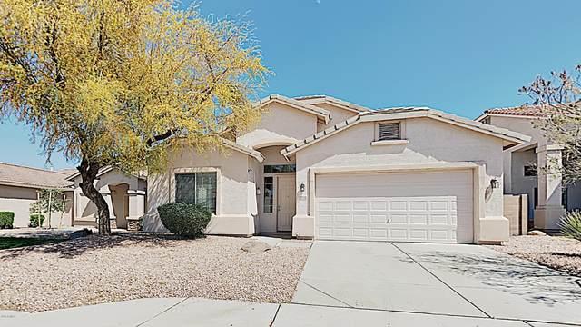 32553 N Hidden Canyon Drive, Queen Creek, AZ 85142 (MLS #6059383) :: My Home Group