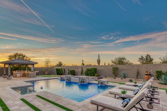 6924 E Blue Sky Drive, Scottsdale, AZ 85266 (MLS #6059432) :: Homehelper Consultants