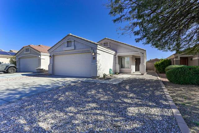 11347 W Madisen Ellise Drive, Surprise, AZ 85378 (MLS #6059436) :: Long Realty West Valley