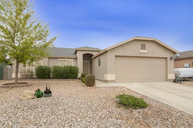 1376 E Rosemary Trail, Casa Grande, AZ 85122 (MLS #6059447) :: The Property Partners at eXp Realty