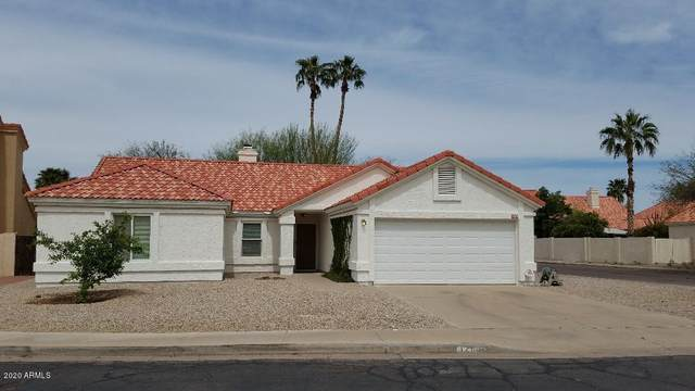 1208 E Campbell Avenue, Gilbert, AZ 85234 (MLS #6059466) :: Riddle Realty Group - Keller Williams Arizona Realty