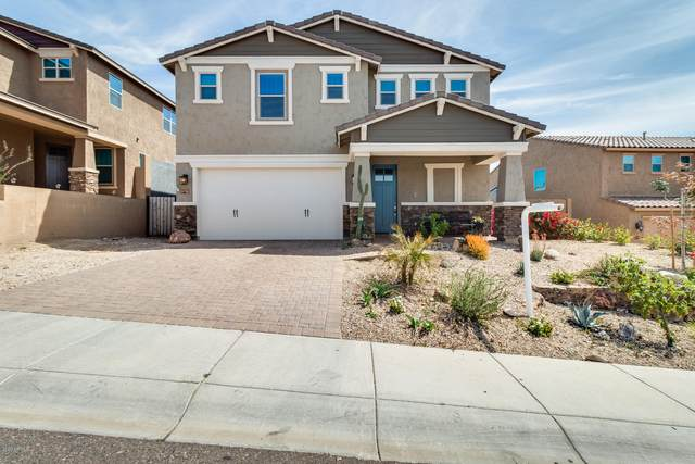 2935 W Brilliant Sky Drive, Phoenix, AZ 85085 (MLS #6059481) :: Brett Tanner Home Selling Team