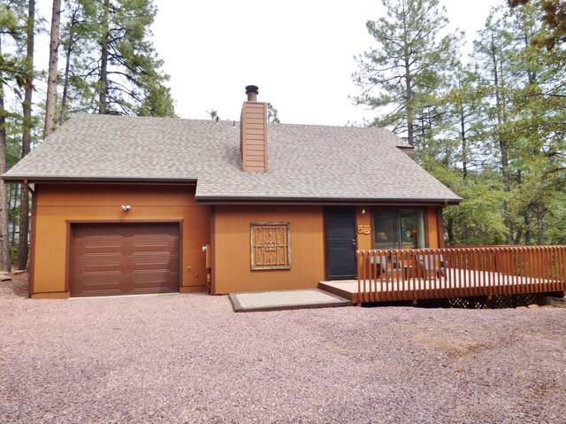 5161 N Naco Drive, Pine, AZ 85544 (MLS #6059488) :: Long Realty West Valley