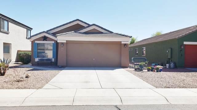 36535 W San Pedro Drive, Maricopa, AZ 85138 (MLS #6059489) :: The Property Partners at eXp Realty