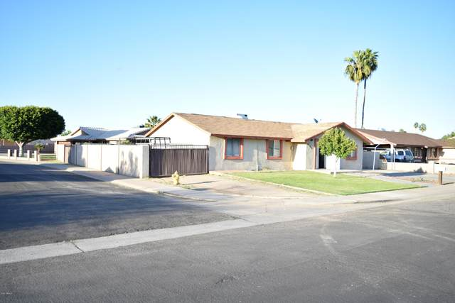4160 W Granada Road, Phoenix, AZ 85009 (MLS #6059499) :: Brett Tanner Home Selling Team