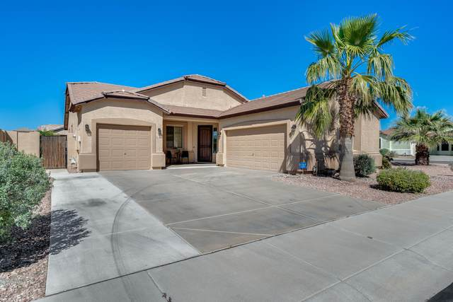 2102 S 109TH Drive, Avondale, AZ 85323 (MLS #6059503) :: Kortright Group - West USA Realty