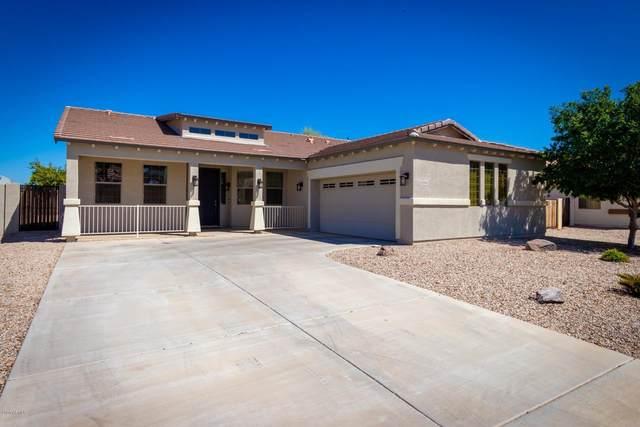 21556 E Bonanza Court, Queen Creek, AZ 85142 (MLS #6059525) :: My Home Group