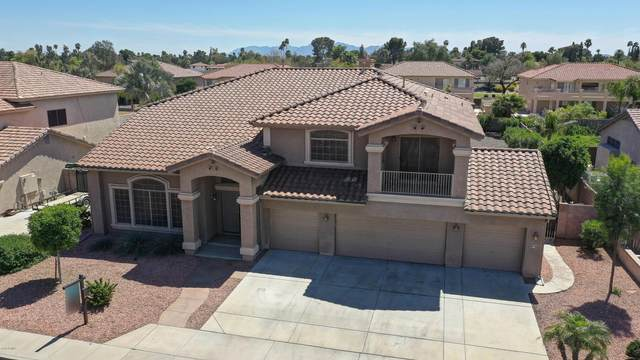 13525 W Windsor Boulevard, Litchfield Park, AZ 85340 (MLS #6059543) :: Brett Tanner Home Selling Team