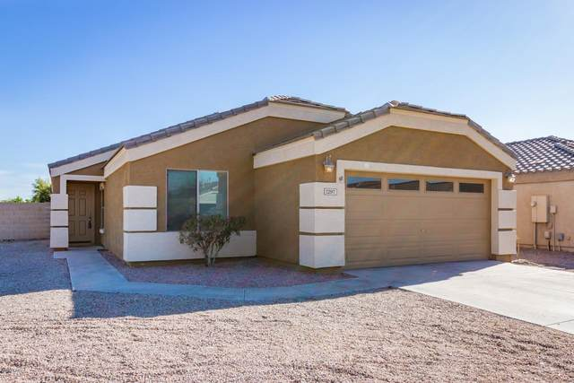 1297 E Christopher Street, San Tan Valley, AZ 85140 (MLS #6059558) :: My Home Group