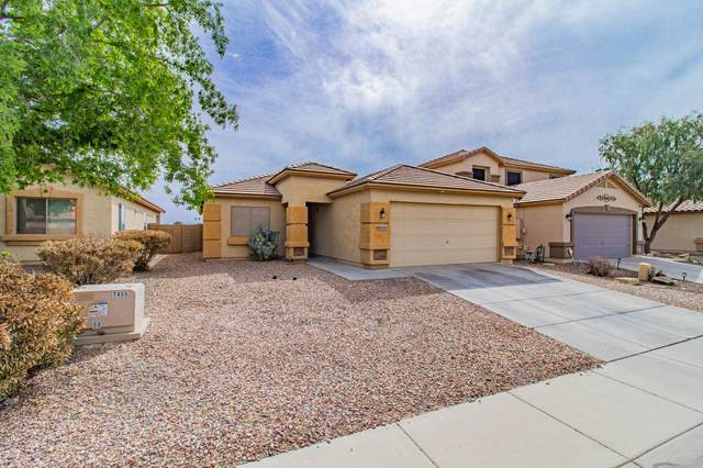 131 S Carter Ranch Road, Coolidge, AZ 85128 (MLS #6059559) :: Long Realty West Valley