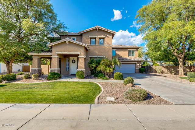 1910 E Sagittarius Place, Chandler, AZ 85249 (MLS #6059580) :: Long Realty West Valley
