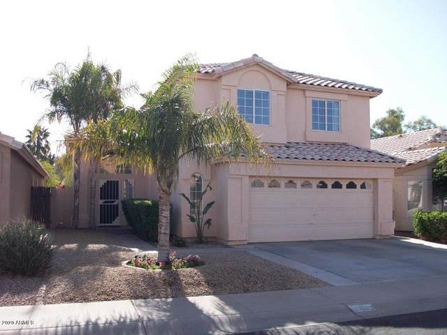 12823 S 45TH Place, Phoenix, AZ 85044 (MLS #6059585) :: Long Realty West Valley