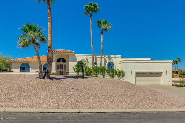 16021 E Lost Hills Drive, Fountain Hills, AZ 85268 (MLS #6059588) :: Long Realty West Valley