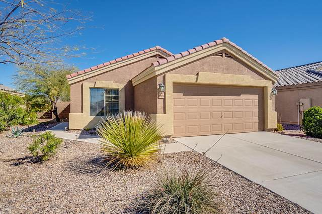 21876 W Pima Street, Buckeye, AZ 85326 (MLS #6059590) :: Long Realty West Valley