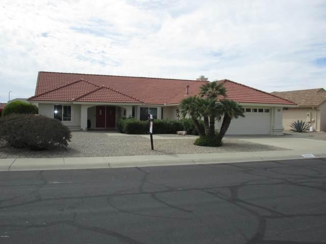 15005 W Blue Verde Drive, Sun City West, AZ 85375 (MLS #6059602) :: Long Realty West Valley