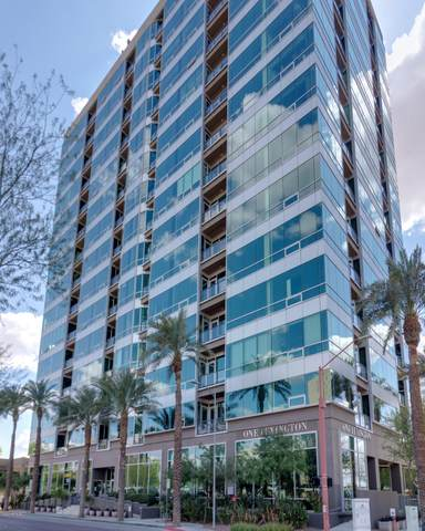 1 E Lexington Avenue #306, Phoenix, AZ 85012 (MLS #6059606) :: Brett Tanner Home Selling Team
