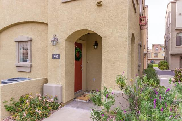 16825 N 14th Street #90, Phoenix, AZ 85022 (MLS #6059618) :: Brett Tanner Home Selling Team