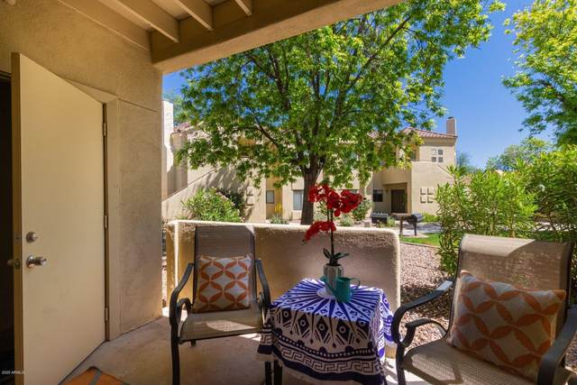 7575 E Indian Bend Road E #1046, Scottsdale, AZ 85250 (MLS #6059645) :: The Bill and Cindy Flowers Team