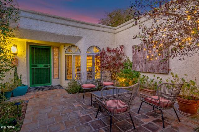 8492 E San Bernardo Drive, Scottsdale, AZ 85258 (MLS #6059656) :: Brett Tanner Home Selling Team