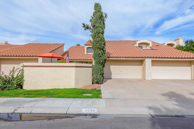 10930 E Hope Drive, Scottsdale, AZ 85259 (MLS #6059659) :: Conway Real Estate