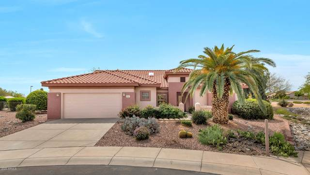 17851 N Silvergate Court, Surprise, AZ 85374 (MLS #6059663) :: Long Realty West Valley