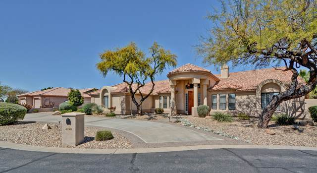 4740 W Whispering Wind Drive, Glendale, AZ 85310 (MLS #6059668) :: Conway Real Estate